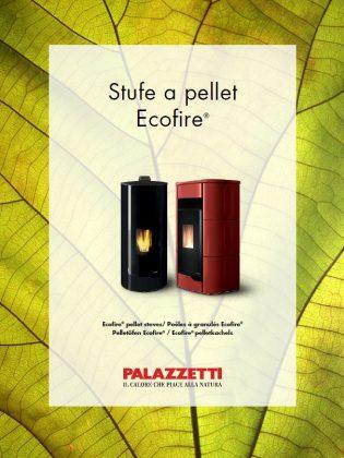 cover catalogue Palazzetti 2018